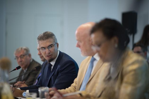 Global ocean ambassadors meet in Malta to discuss action plan