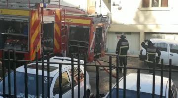 Man found dead in Msida apartment following fire  | Video: Chris Sant Fournier
