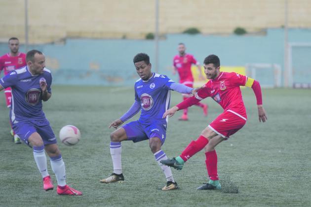 January signings help Vittoriosa halt St Andrews