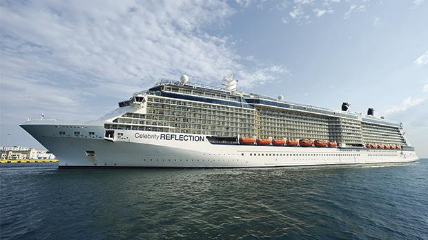 """No police"" on a cruise ship. The Celebrity Reflection, where the alleged rape took place. Photo: Shutterstock"