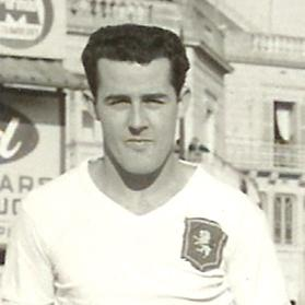 Walter Bone had a distinguished career with Valletta, his hometown club.