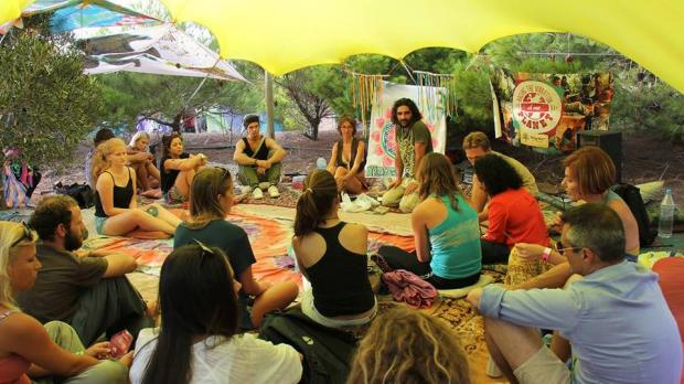 Not just music: several workshops will run throughout the festival.