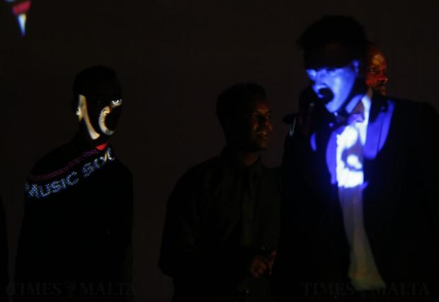 Somalis attend the Somali Music Festival at the City Theatre in Valletta on April 17. Photo: Darrin Zammit Lupi