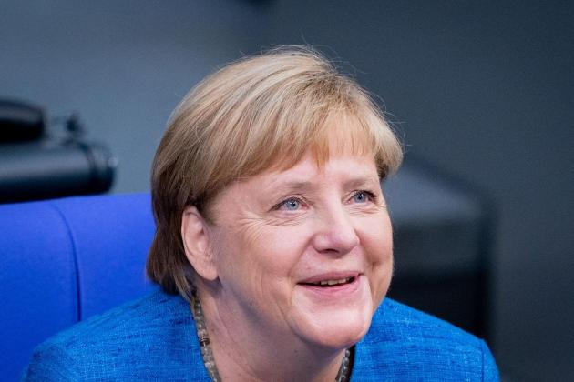 Merkel says still sees 'every chance' for Brexit deal