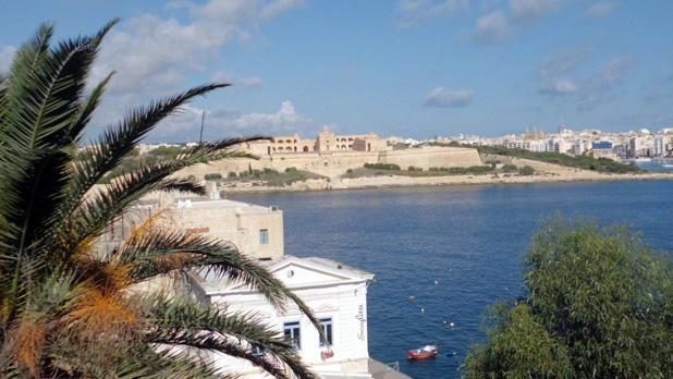 Manoel Island as seen from Valletta. Photo: Noel Caruana Scicluna