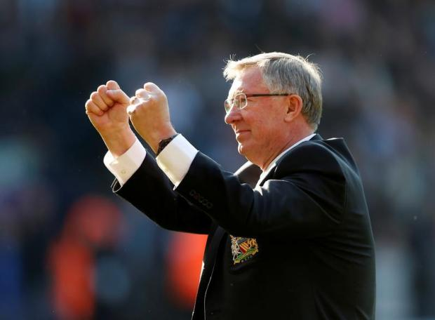 Alex Ferguson humbled by all the support he received during his recovery.
