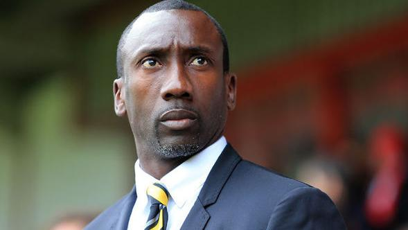 CONFIRMED: Jimmy Floyd Hasselbaink appointed new Northampton Town manager