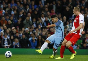 Five-star City edge thriller with Monaco