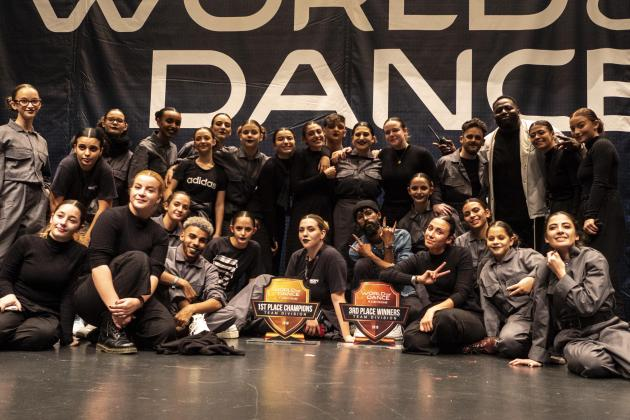 Maltese Dance Academy takes podiums at World of Dance for the first time