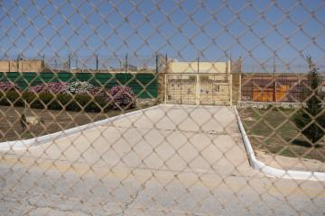 Nobody home... Safi barracks remains empty - for now. Photo: Mark Zammit Cordina