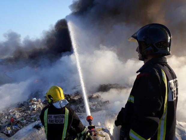 Photo: Civil Protection Department