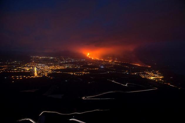 Experts say Canary Islands eruption not close to ending