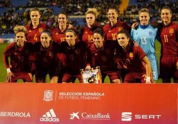 Barca's Champions League runners-up dominate Spain Women's World Cup squad