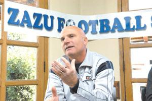 Ray Farrugia relishes the challenge of coaching Sliema.