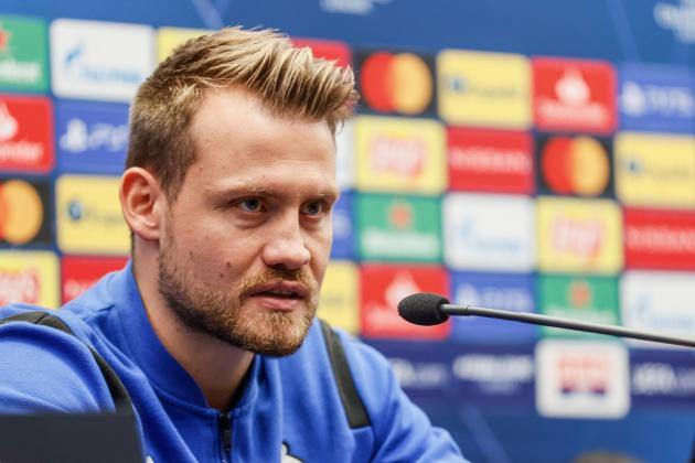 Mignolet takes heart from previous meeting as he prepares to face Messi