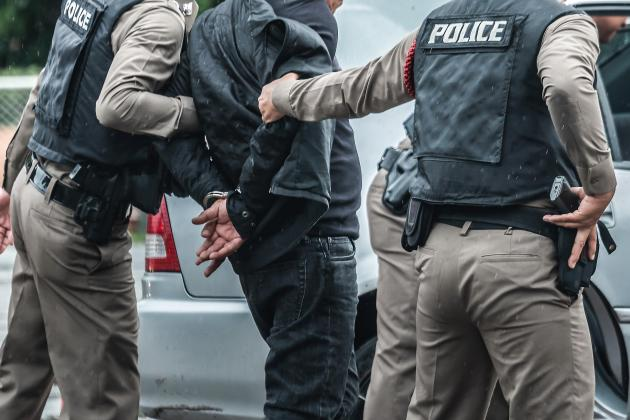 German police officer among arrests in far-right terror swoop