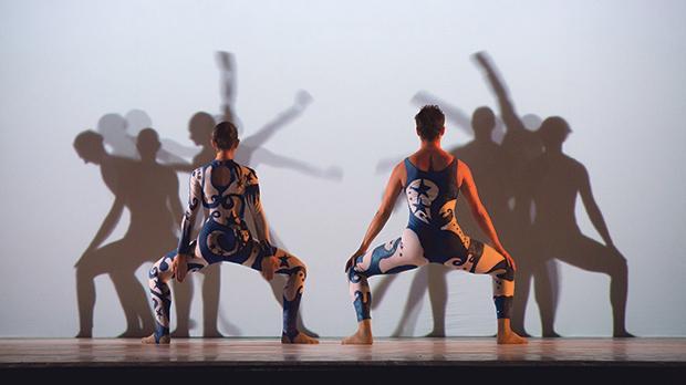 The Acrobats. Photo: Stephen Buhagiar