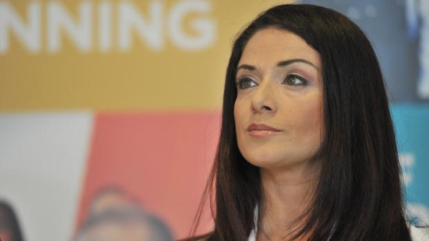 MEP Miriam Dalli is also rumoured to have leadership ambitions. Photo: Jason Borg
