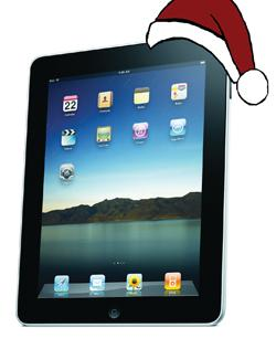 The Apple iPad tablet won't be officially available in Malta by Christmas.