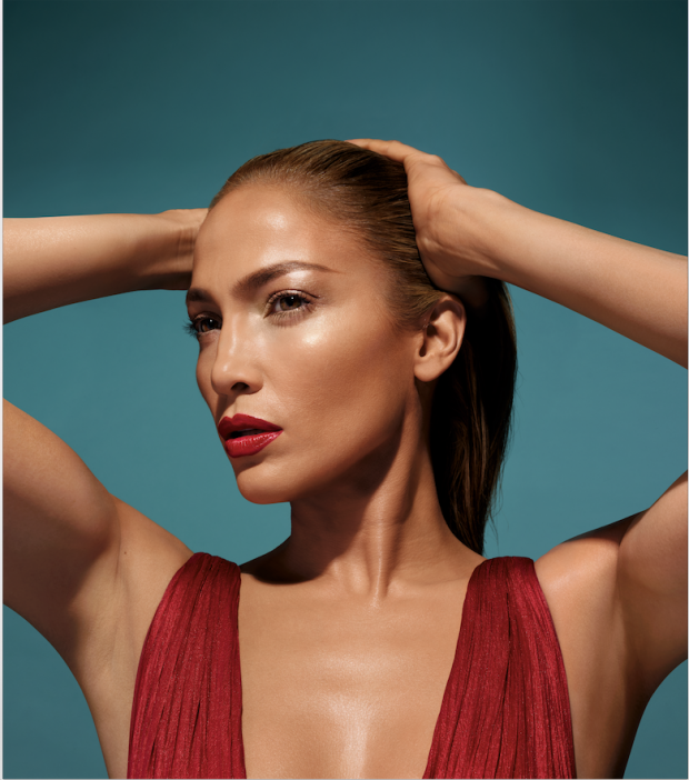 Jennifer Lopez for Inglot