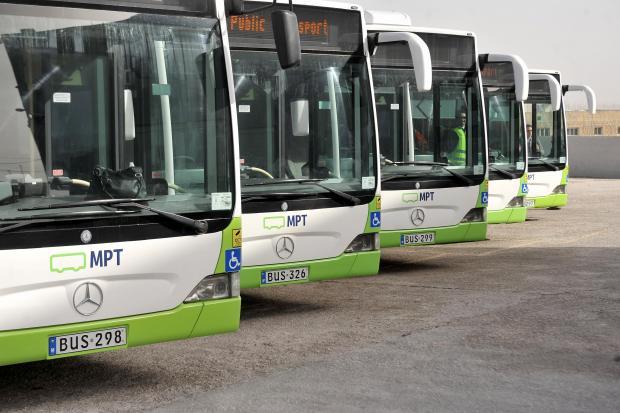 Malta Bus App