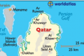 Saudi seeks to distance itself from Qatar - literally