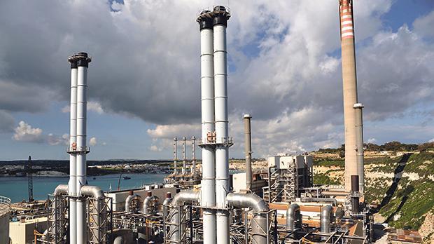 The new power station. Photo: Chris Sant Fournier