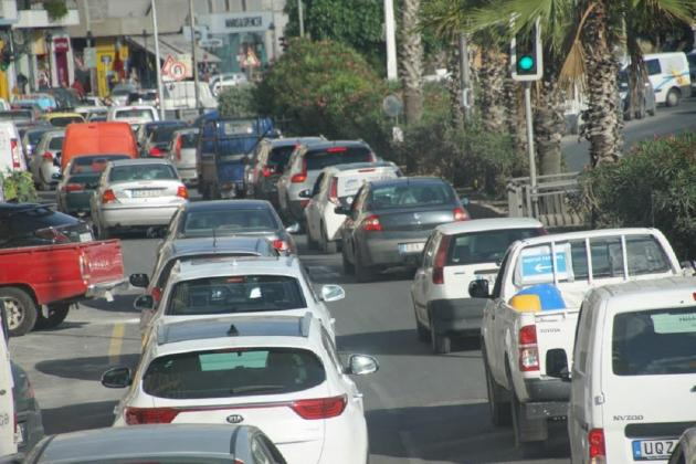 The number of cars on Malta's roads passes 400,000