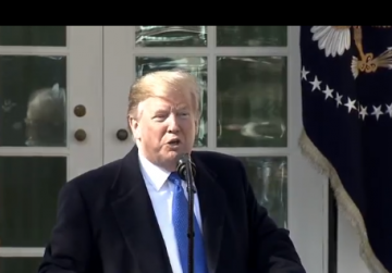 Trump says will sign 'emergency' to build border wall