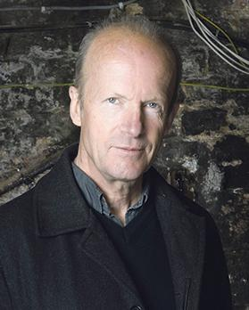 Jim Crace. Photo: Andrew Bainbridge