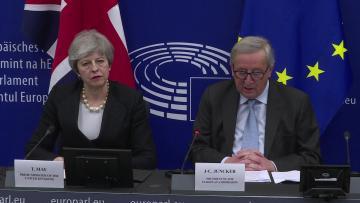 British MPs face decisive Brexit vote
