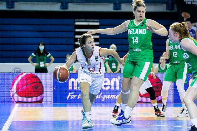 Ireland too tough for Malta in final group game of FIBA Games