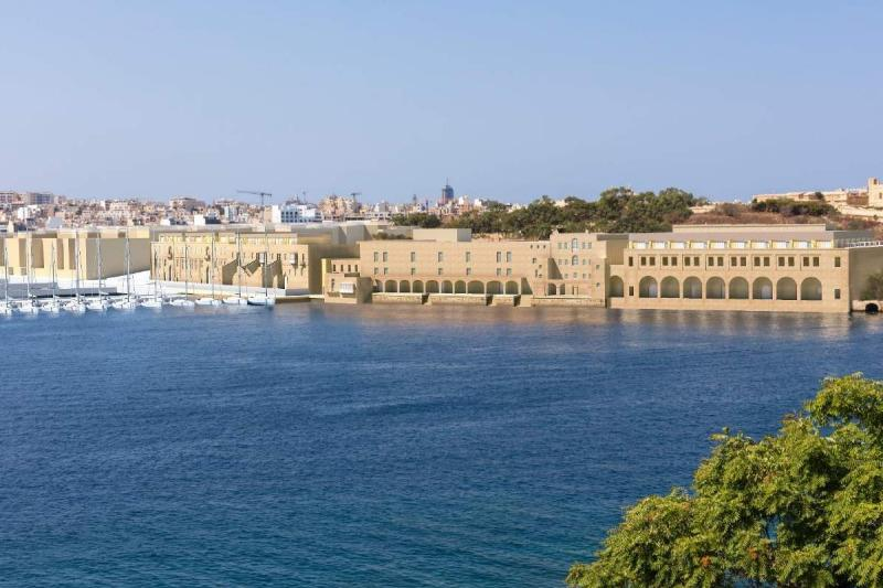 A view of how the Manoel Island Project will look like, according to the developer Midi. Photo montage: Midi