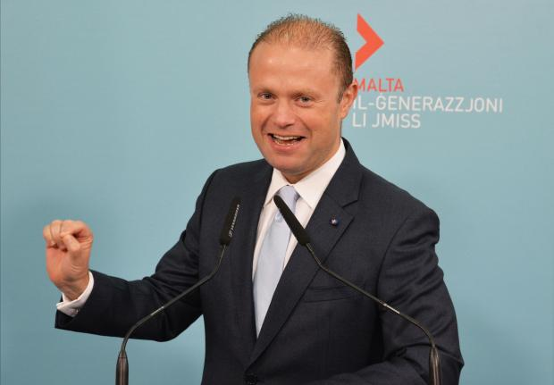Muscat wants a show of force on May 1.