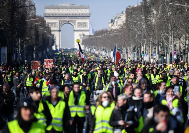 The yellow vest movement celebrated its three-month birth-date last week.