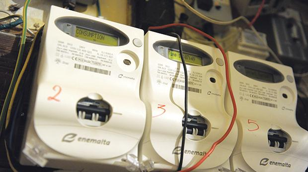 Concerns about billing methods were recently flagged on social networks and picked up by the local media, but the independent Consumers' Association of Malta has long received complaints about the unfair way utility bills are worked out. Photo: Jason Borg