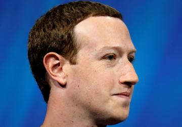 Influential Facebook shareholders back proposal to remove Zuckerberg as chairman