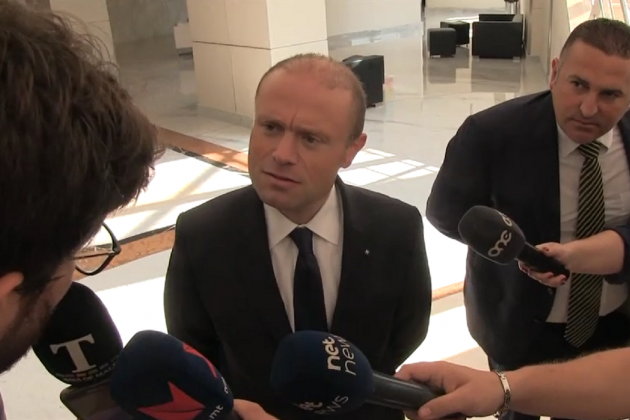 Watch: Muscat will 'no longer comment' on 17 Black