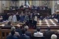 Watch: Italian MPs walk out as President Coleiro-Preca addresses Sicilian assembly