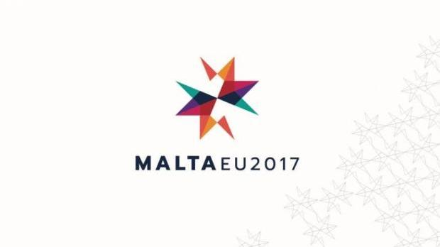 This will be the Maltese EU Council presidency's official logo.