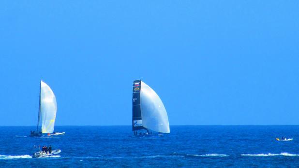 RC44 Valletta Cup. Photo: Dunstan Crockford