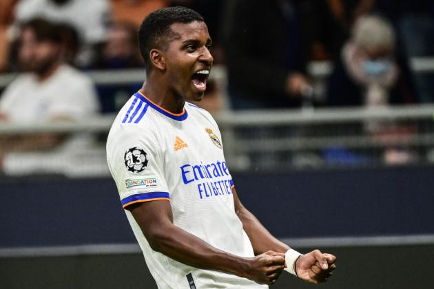 Rodrygo punishes wasteful Inter with late winner for Real