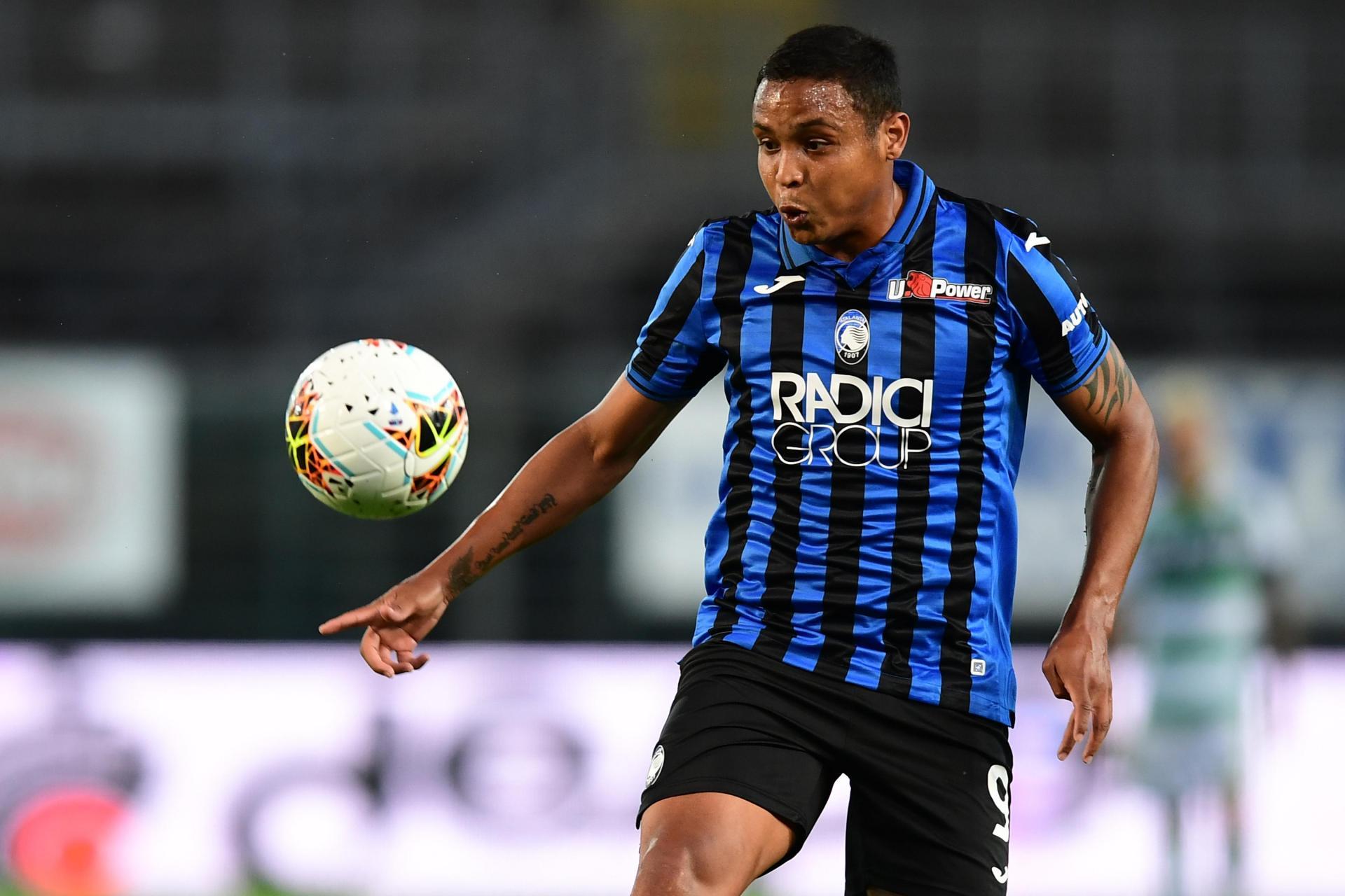 Atalanta striker Muriel out of hospital after head injury at home