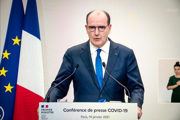 France imposes 6pm nationwide virus curfew