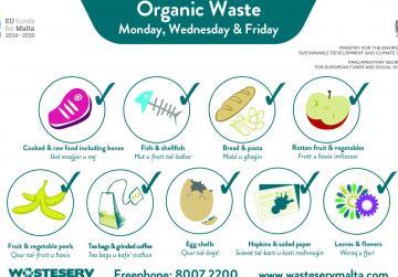 'Encouraging' response to organic waste separation initiative
