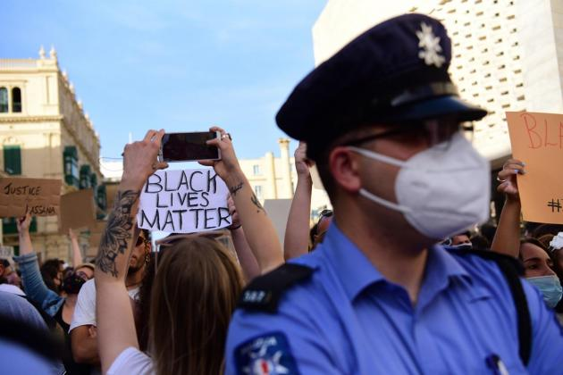 Hate crime reports soar amid racism protests