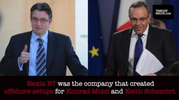 Watch: Schembri, Mizzi advisers Nexia BT sat on power station selection committee