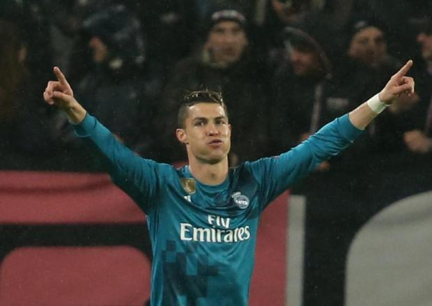 Cristiano Ronaldo will be playing for Juventus next season.