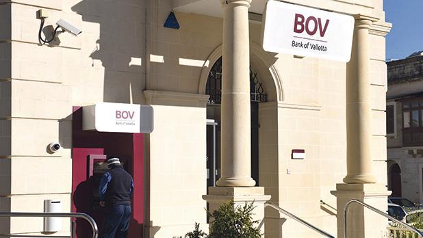 BOV Bank has still to establish who was behind the attack. Photo: Matthew Mirabelli