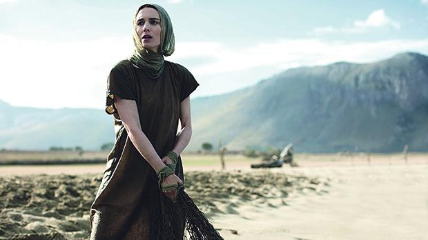 Rooney Mara plays the title role in Mary Magdalene.
